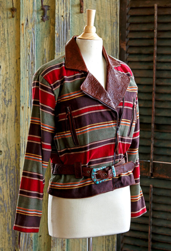 serape cruiser jacket