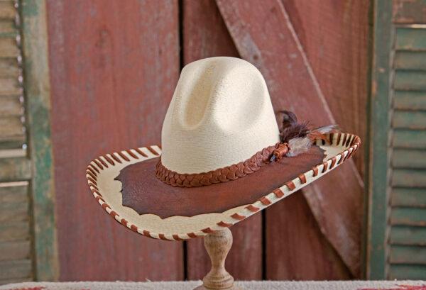 southwestern style cowboy hat