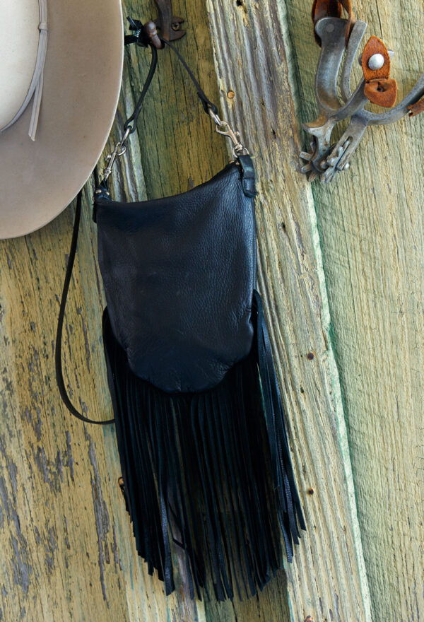 maverick crocket pouch back view