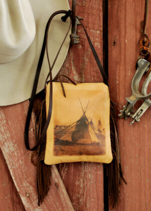 teepee pouch