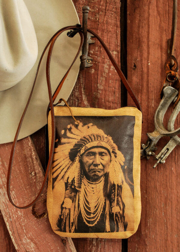 indian chief pouch